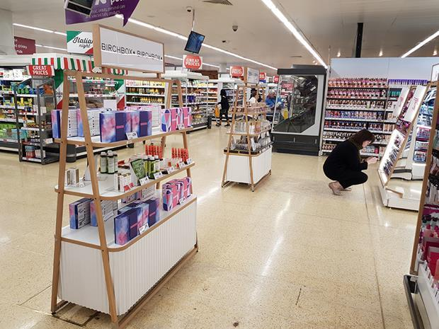 Sainsbury's beauty