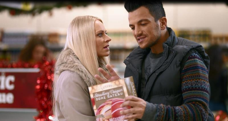 Iceland To Debut Peter Andre Christmas Ad Tonight