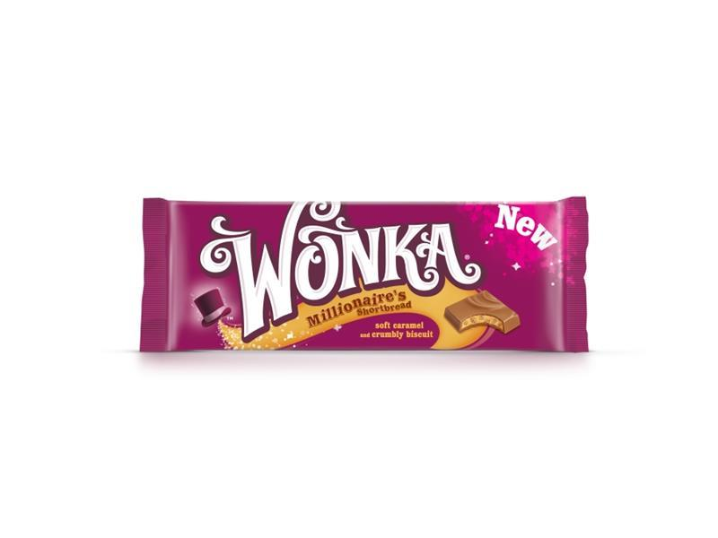 Nestlé Axes Its Willy Wonka Chocolate Bars Again
