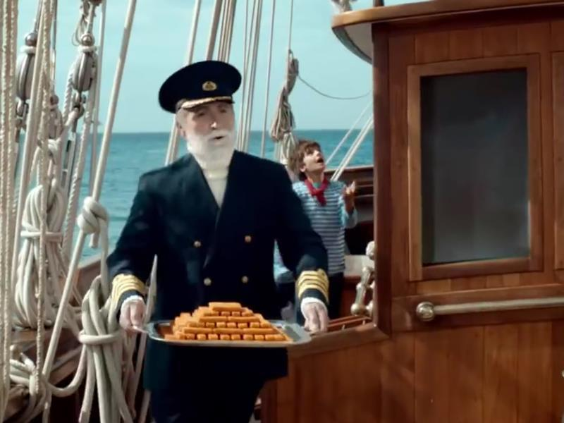 Captain Birdseye S Back And He S Battling A Hungry Octopus