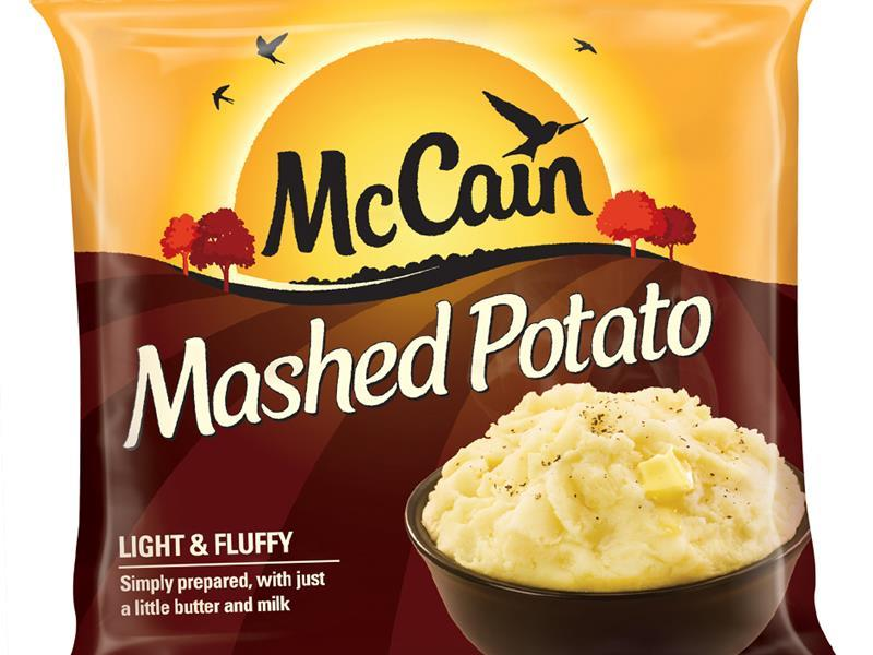 premade mashed potatoes