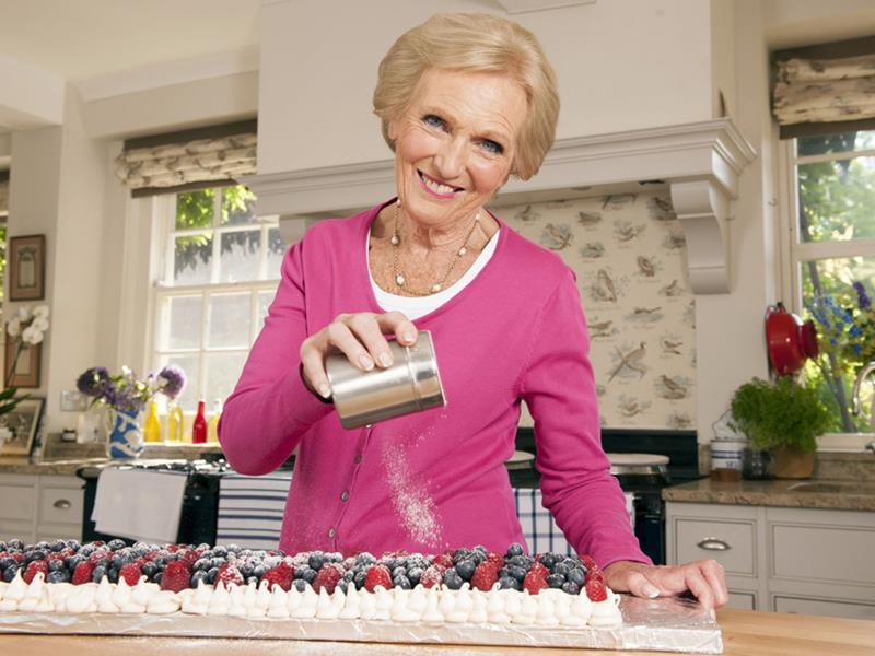 Mary berry 39 s bake off exit has weakened value for Mary berry uk
