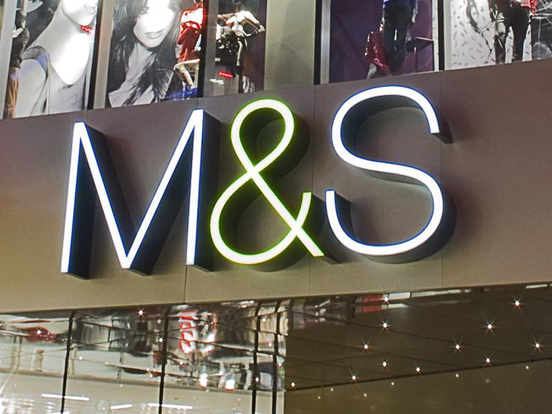 marks and spencer merger with sainsbury
