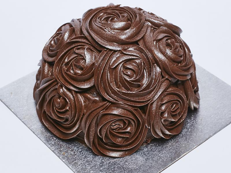 The Co Operative Truly Irresistible Chocolate Cherry Dome
