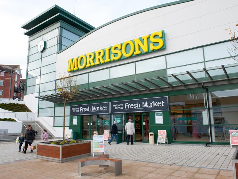 Mark harrison becomes new morrisons supply chain and for Morrison supply