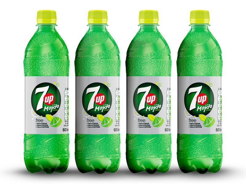 Britvic Targets 'grown-ups' With Sugar-free 7up Free Mojito