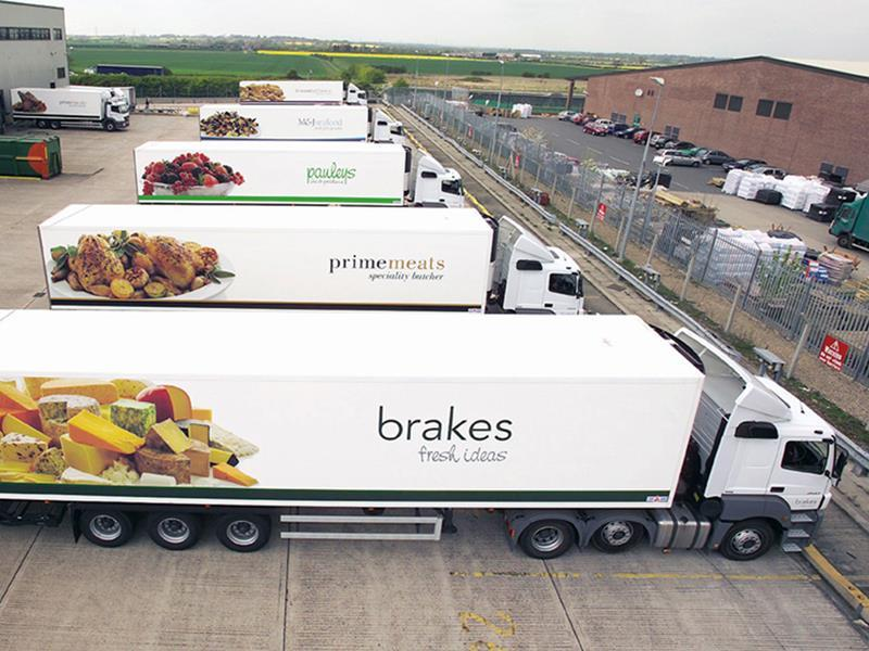 Brakes Links With Acm To Hit Zero Waste To Landfill Target