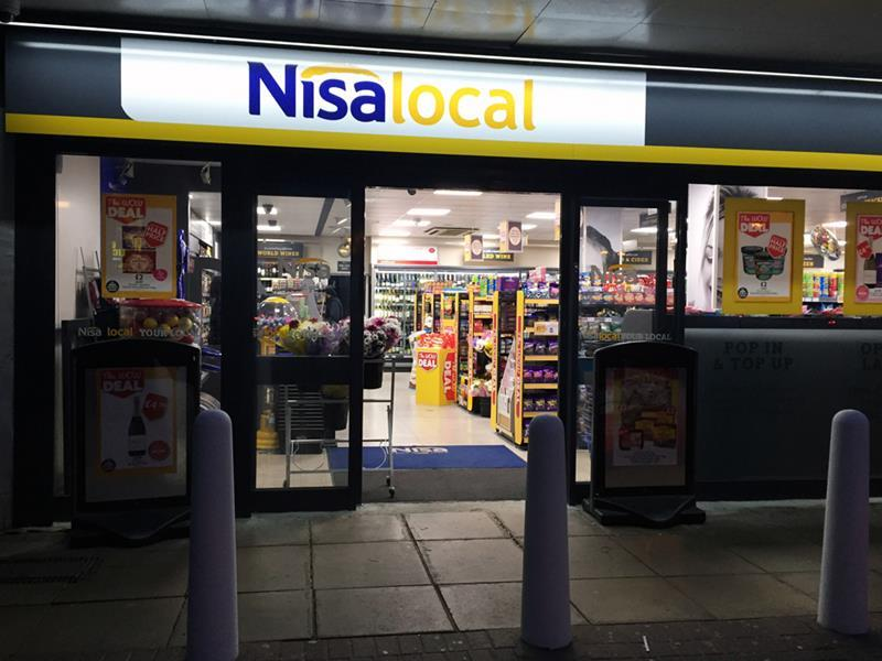 nisa store of the future 2 hits 50 outlets. Black Bedroom Furniture Sets. Home Design Ideas