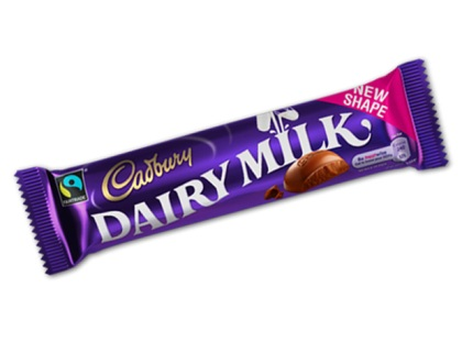 What Is The Best Selling Chocolate Bar In Britain