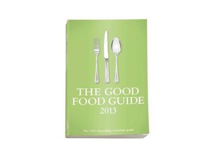 The Good Food Guide 2013
