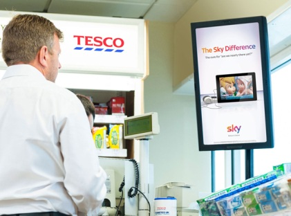 Tesco OptimEyes screens