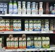 Sainsburys dairy free fixture