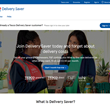 tesco delivery saver website