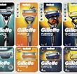 Gillette packaging redesign 2018