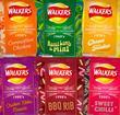Walkers 70th birthday limited edition lineup