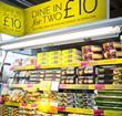 Marks and Spencer dine in for two