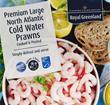 royal greenland prawns