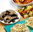 Tesco mushroom and cauliflower steaks