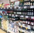 booze aisle