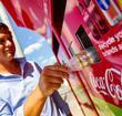 Coca-Cola reverse vending machine