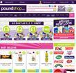 Poundshop.com relaunch
