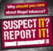 illegal tobacco campaign