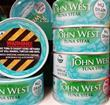 john west tuna
