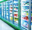 FOCUS frozen shelves