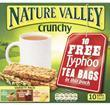 Nature Valley with Typhoo tea
