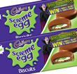 cadbury screme egg biscuits