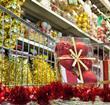 Christmas supermarket