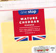 One stop cheese
