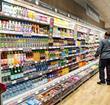 co-op soft drinks aisle