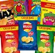 walkers pirce marked pack crisps