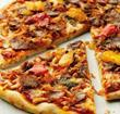 Asda Brazilian steak pizza