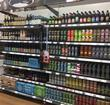 Tesco craft beer aisle