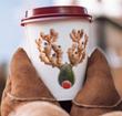 Pret Christmas coffee