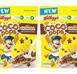coco pops granola