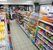 convenience store soft drinks confectionery aisle