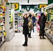 Morrisons shopper in free from aisle