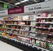 asda free from dairy alternatives aisle