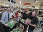 Aldi Christmas food donations