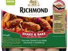 Richmond shake and Bake