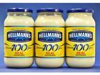 Hellmans 100 years jar