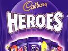 cadbury's heroes ad