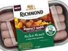 richmond perfect bake sausages