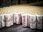 tyskie polish beer