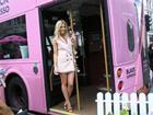magnum pink and black mollie king