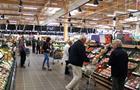 tesco fruit and veg aisle