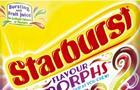 Top products confectionery sugar Starburst Morphs